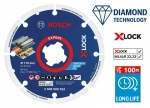 BOSCH Diamond Metal Wheel gyémánt darabolótárcsa (115mm; X-Lock)